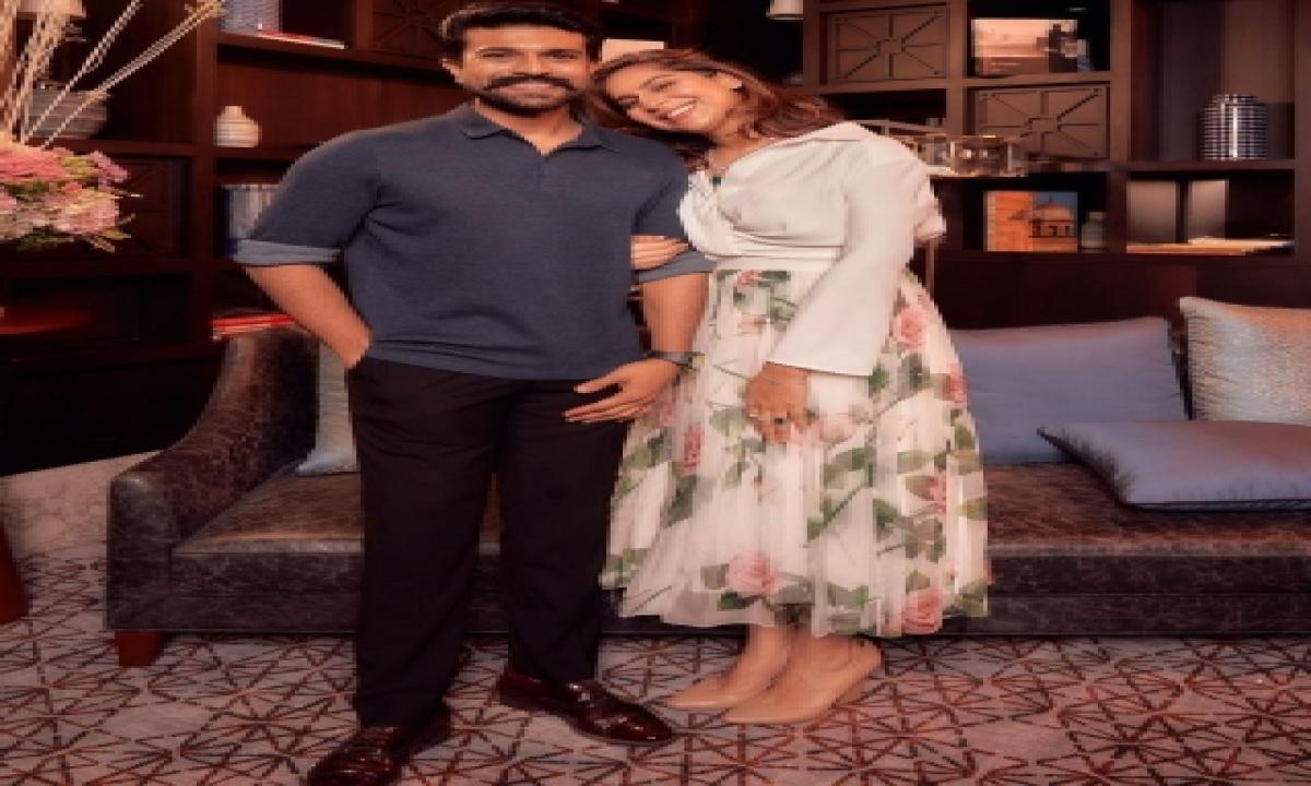 Ram Charan Has A Birthday Wish For Wife Upasana-TeluguStop.com