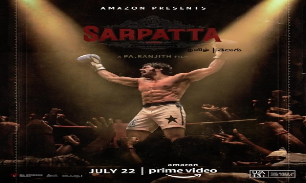 Rana Daggubati Launches Telugu Trailer Of 'sarpatta Parambarai'-TeluguStop.com