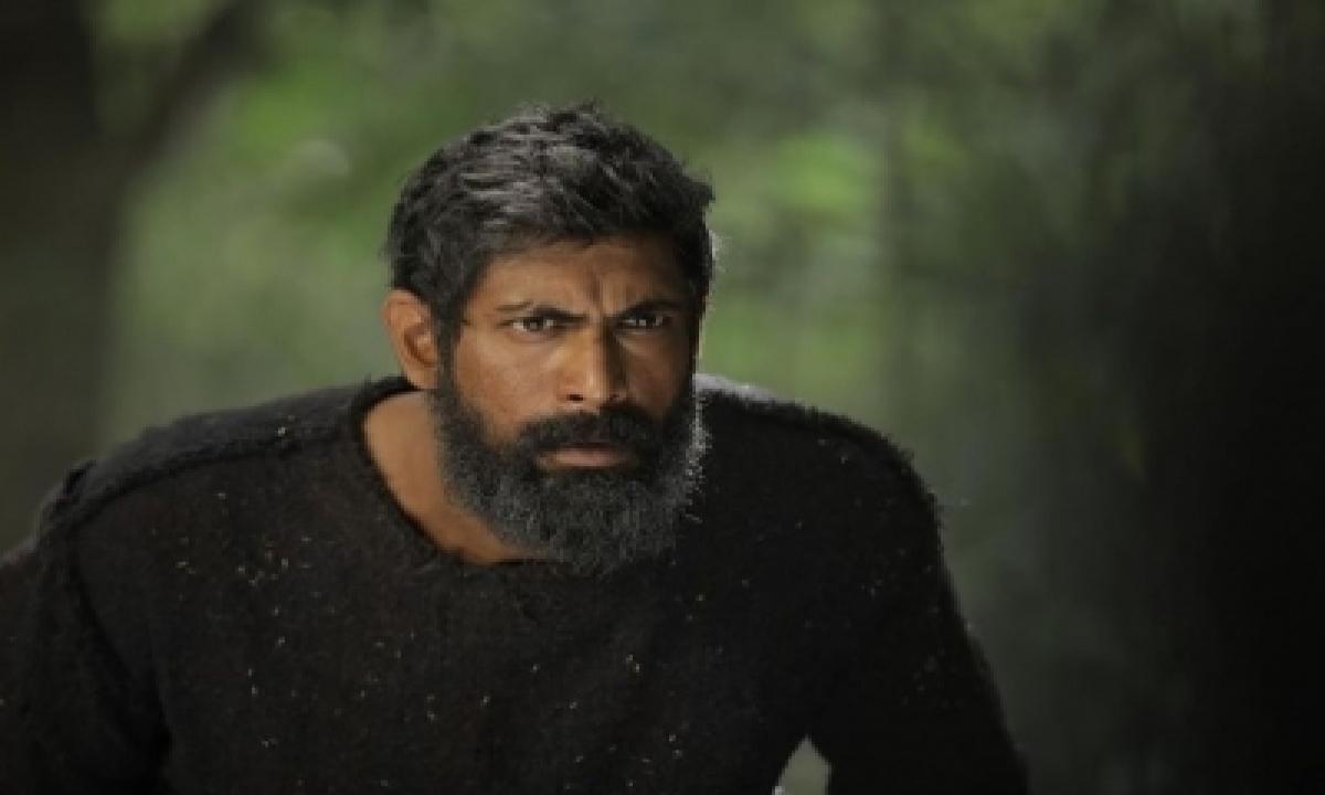 Rana Daggubati: You Don't Care Where The Filmmaker Is From-TeluguStop.com