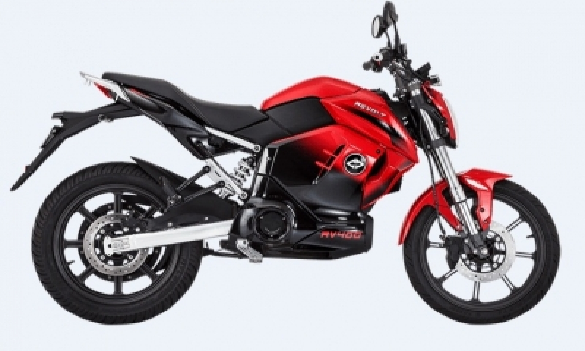 Rattanindia's Revolt Motors Closes New E-bike Bookings In Less Than 2 Hrs-TeluguStop.com