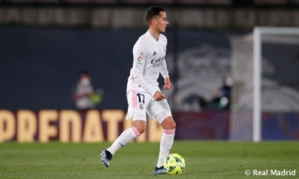 Real's Vazquez To Miss Rest Of The Season Due To Injury-TeluguStop.com