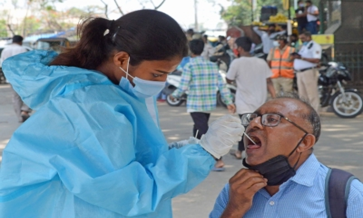 Recoveries Outnumber Daily Covid Cases 3rd Time In 4 Days-TeluguStop.com
