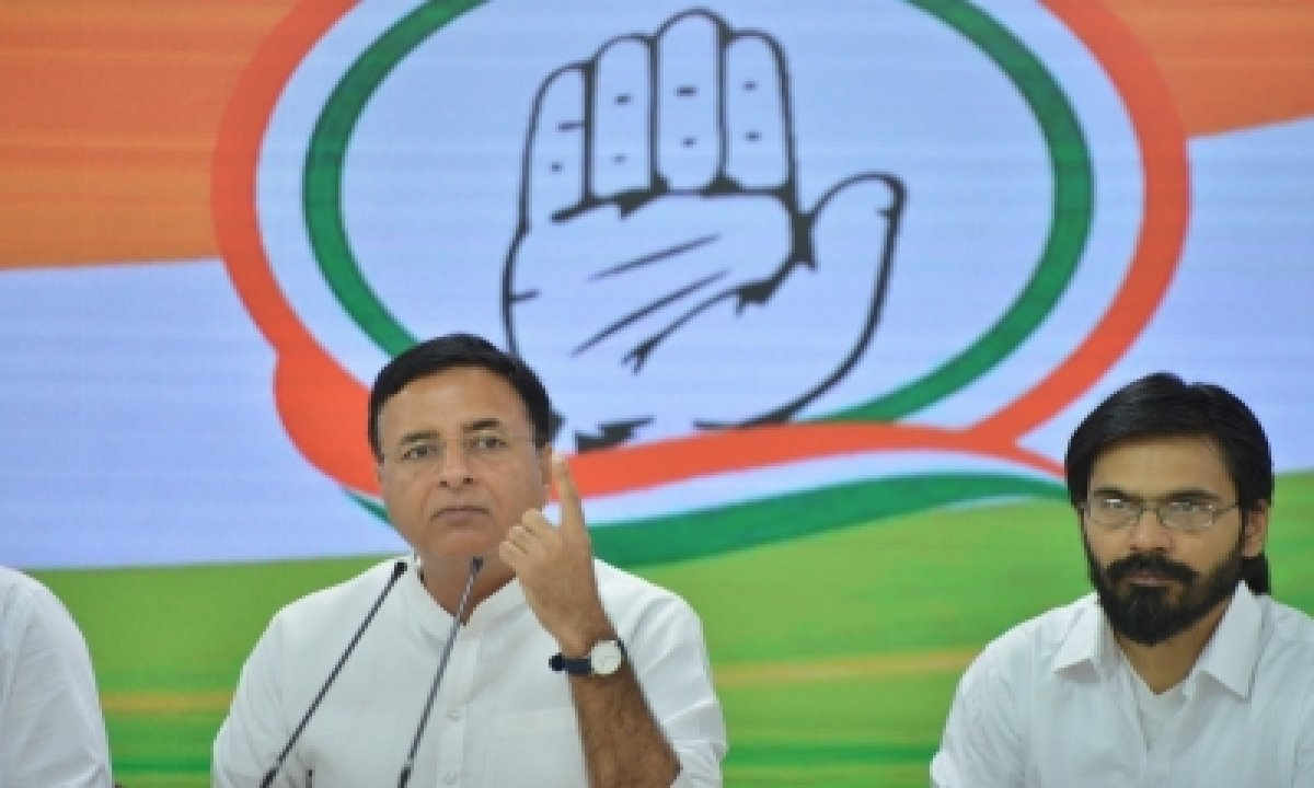 Regional Leaders Rise As Congress Fades In State After State-TeluguStop.com