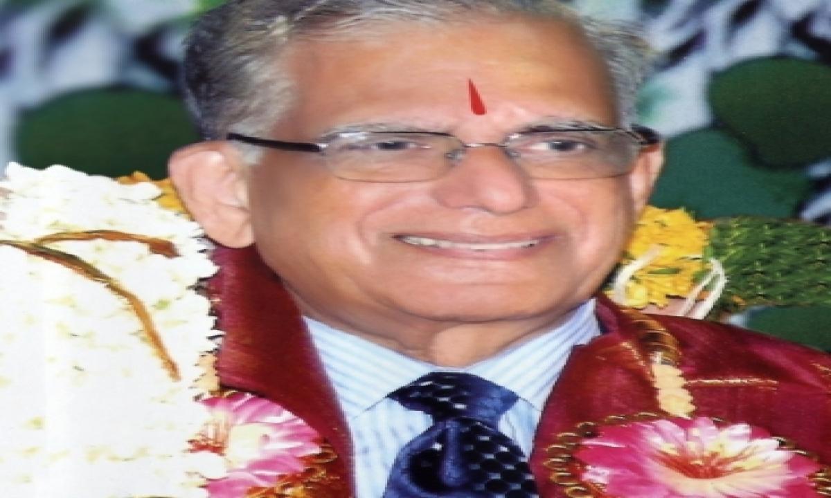 Renowned Telugu Radiologist Kakarla Subbarao Passes Away-TeluguStop.com