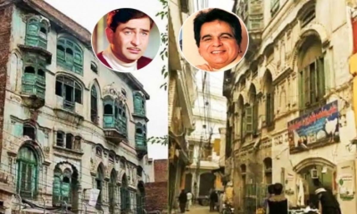 Restoration Work Of Dilip Kumar, Raj Kapoor's Peshawar Homes Begins-TeluguStop.com