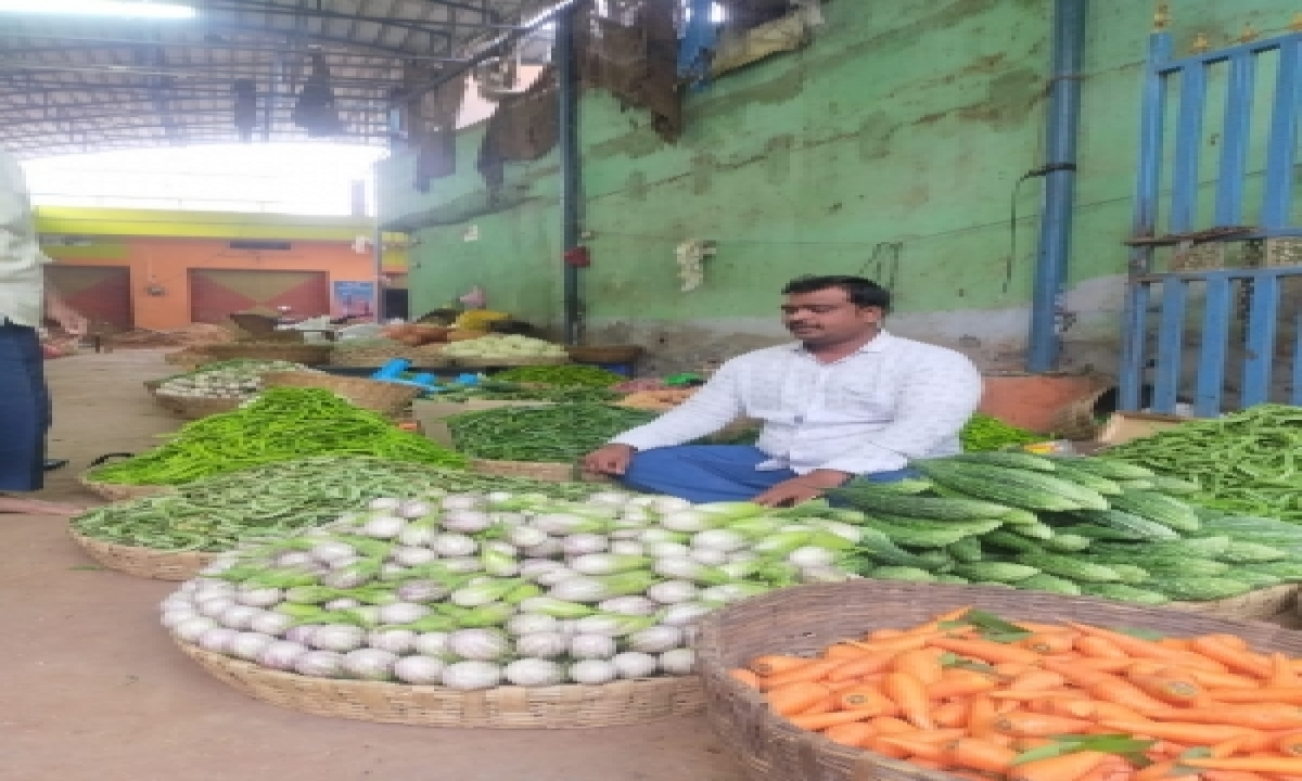Retail Inflation Rises In March, Food Prices Soar-TeluguStop.com
