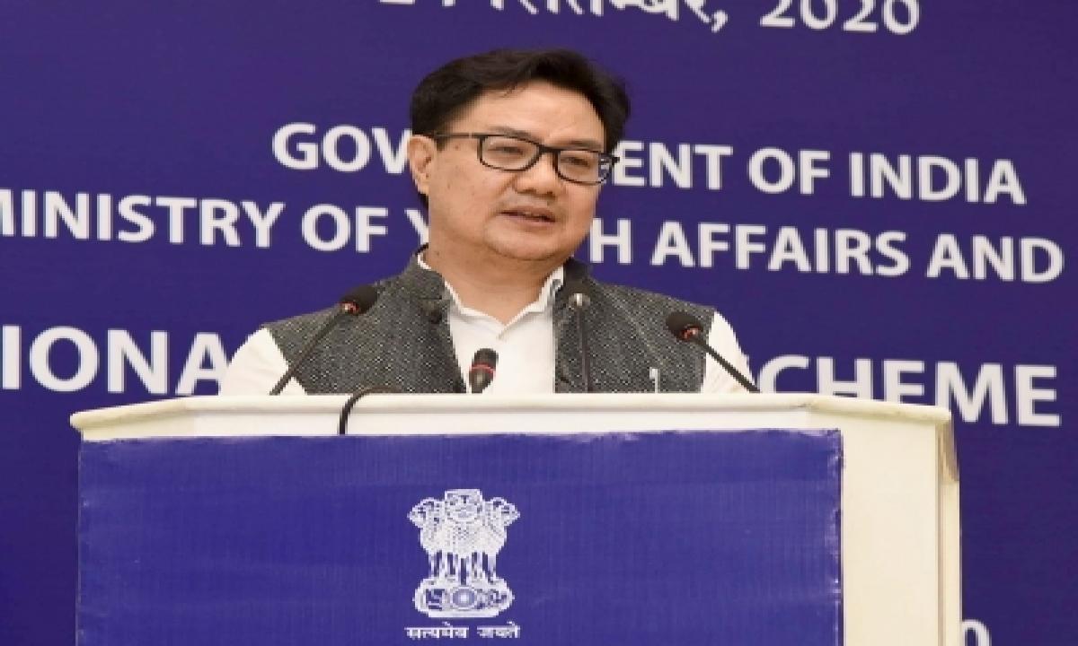 Rijiju To Deliver Inaugural Address At Ficci Turf 2020-TeluguStop.com