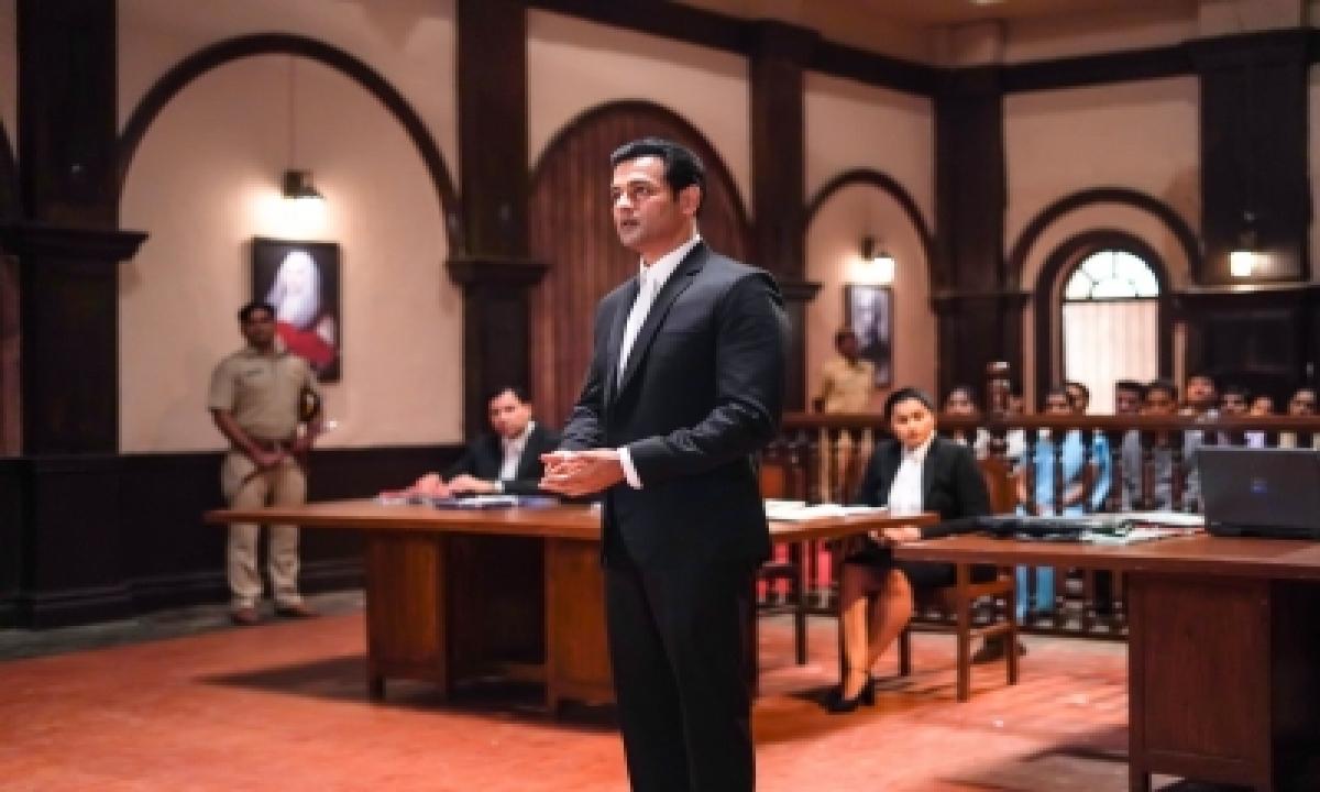 Rohit Roy Bose Opens Up On Playing An Ambitious Lawyer In 'sanak: Ek Junoon' – Mumbai News   Cinema/showbiz,tv/ott-TeluguStop.com