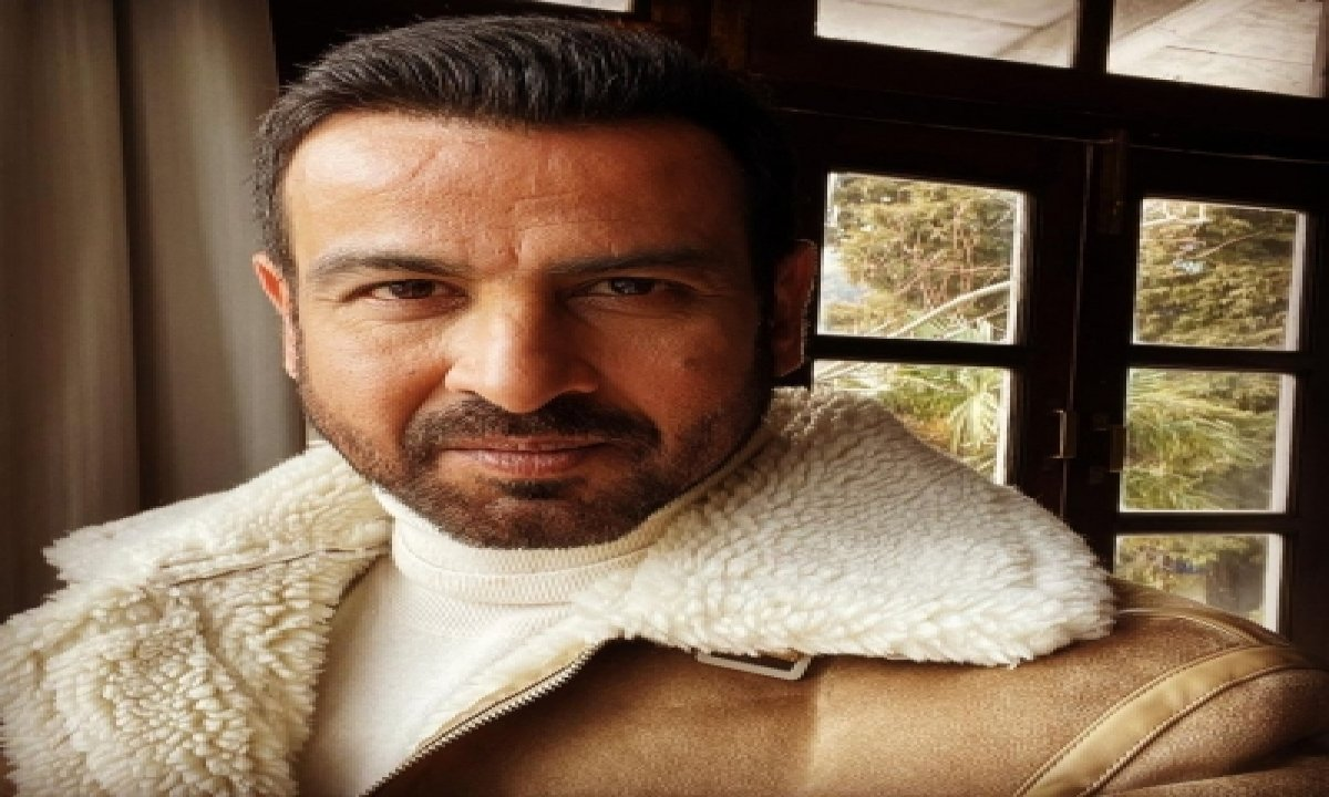 Ronit Roy Gets Vaccine For Covid Prevention-TeluguStop.com
