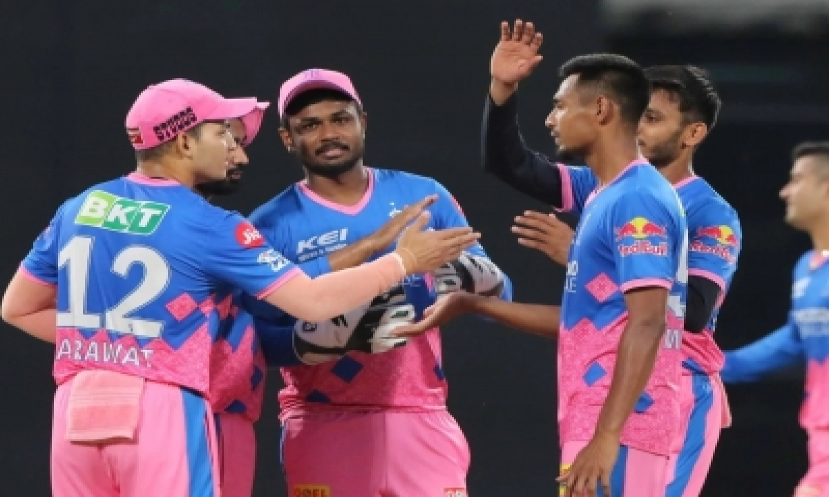 Rr Cruise To 55-run Win Over Srh-TeluguStop.com
