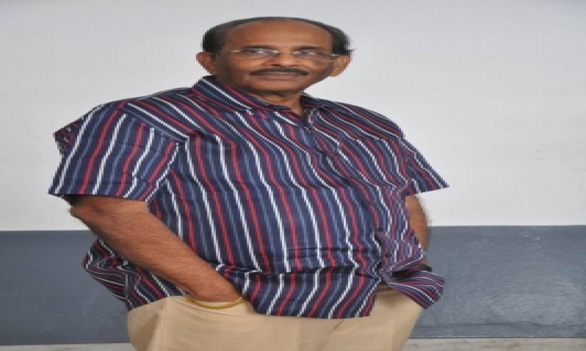 'rrr' Is About Emotion With Action And Patriotism: Writer Kv Vijayendra Prasad-TeluguStop.com