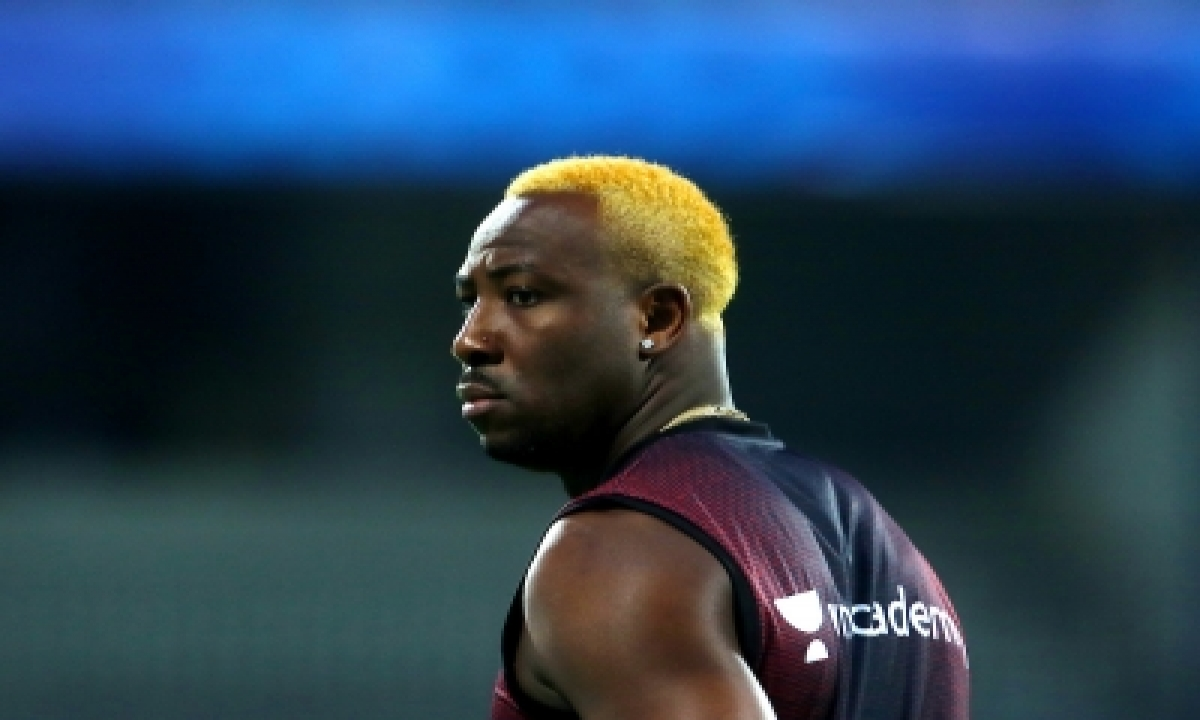 Russell Goes Back To Blonde Hair Ahead Of Srh Match-TeluguStop.com