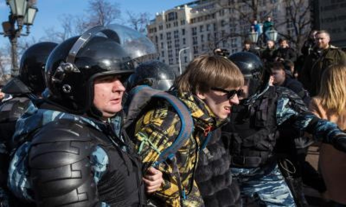 TeluguStop.com - Russia Criticises Us Embassy For Supporting Unsanctioned Protests