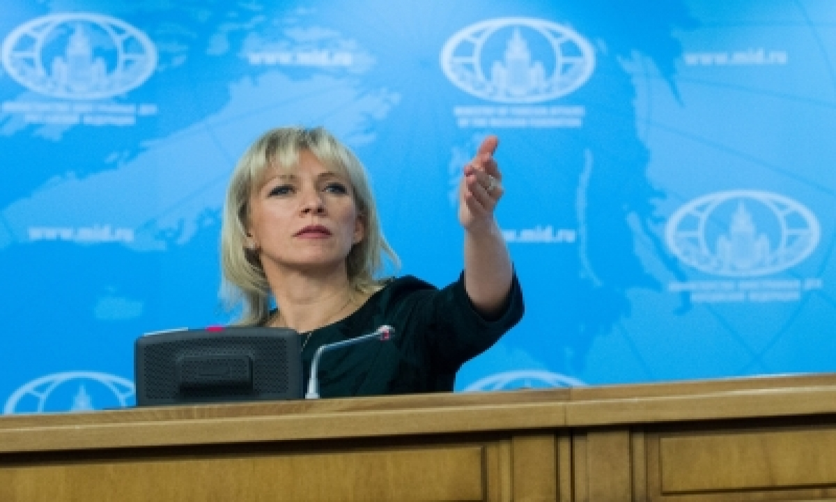 Russia Urges Ukraine, Nato To Stop Military Preparations Amid Donbas Tensions-TeluguStop.com