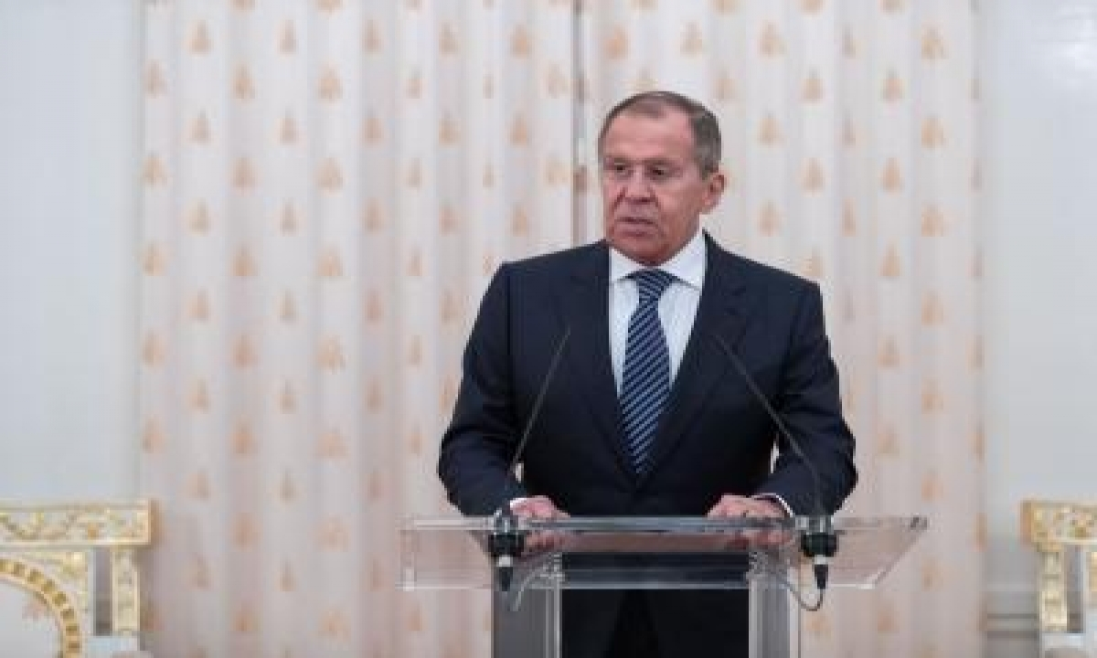 Russian Fm Rejects Questioning Of Nagorno-karabakh Ceasefire Statement-TeluguStop.com