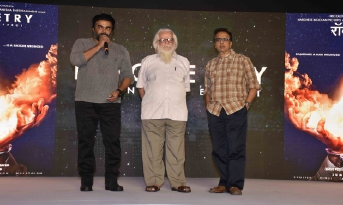 S Nambi Narayanan: The Man Behind The Movie 'rocketry'-TeluguStop.com