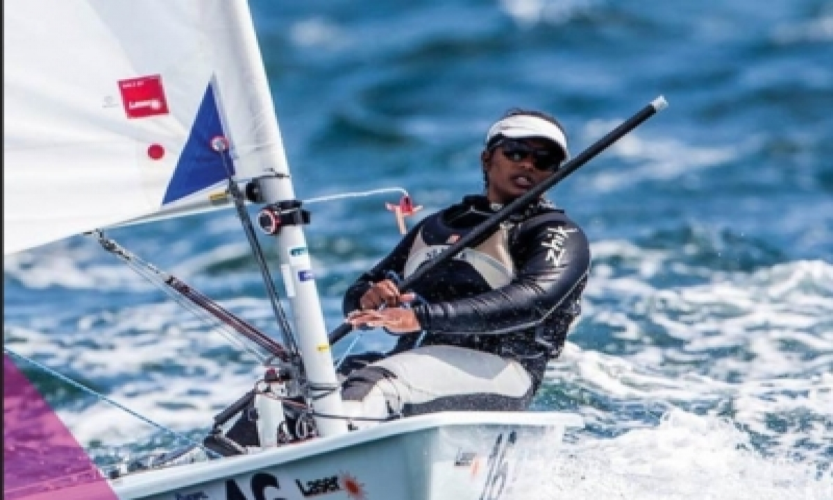 Sailor Kumanan Makes History, Qualifies For Olympics-TeluguStop.com