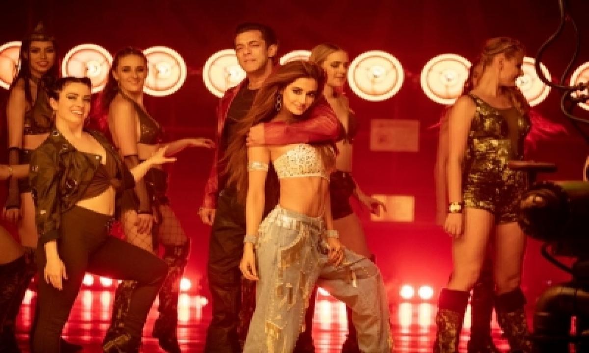 Salman Khan's 'seeti Maar' Garners 30mn Views Within 24 Hours-TeluguStop.com