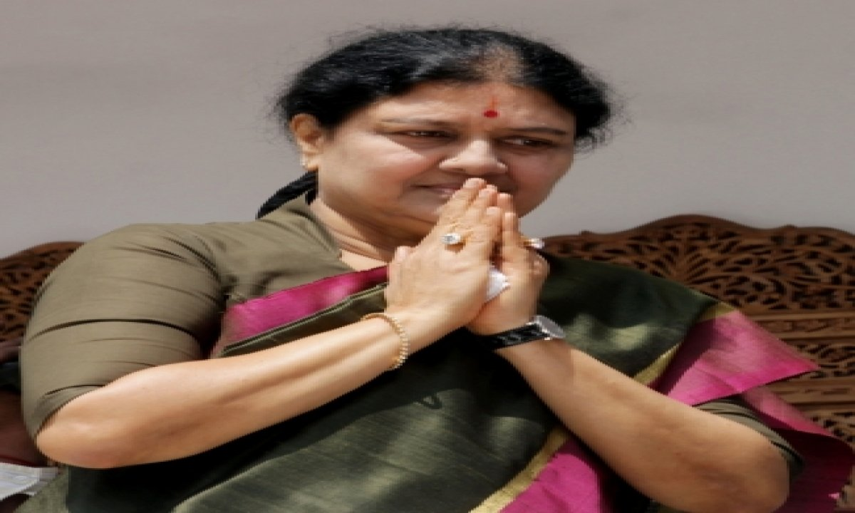 Sasikala Released From Prison, But To Be In Hospital Due To Covid-TeluguStop.com