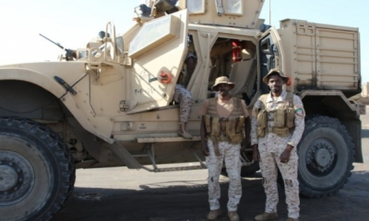 TeluguStop.com - Saudi-led Coalition Destroys Air Target Aimed At Riyadh