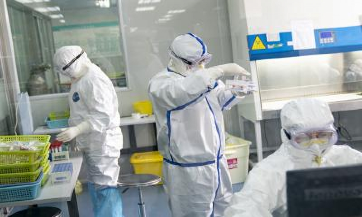 Scientists Who Declined Lab-leak Theory Linked To Wuhan Lab: Report-TeluguStop.com