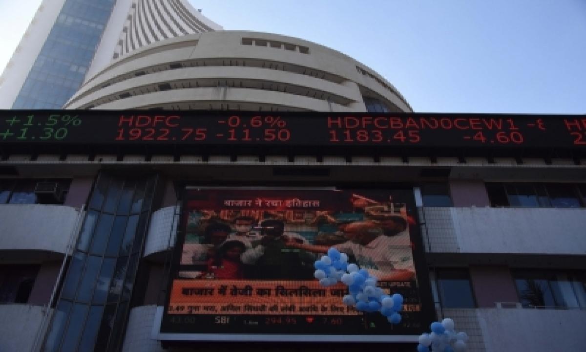 Sensex Sheds Major Gains, Rupee Continues To Weaken (lead)-TeluguStop.com