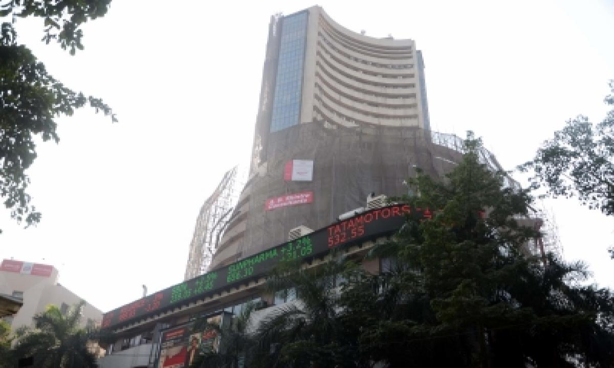 Sensex Up 400 Points, Reclaims 50,000-TeluguStop.com