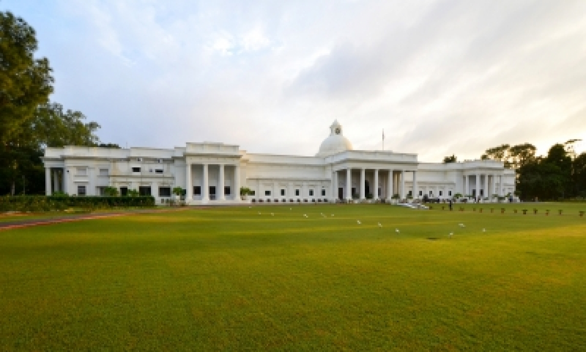 Seven New Academic Programmes At Iit Roorkee-TeluguStop.com