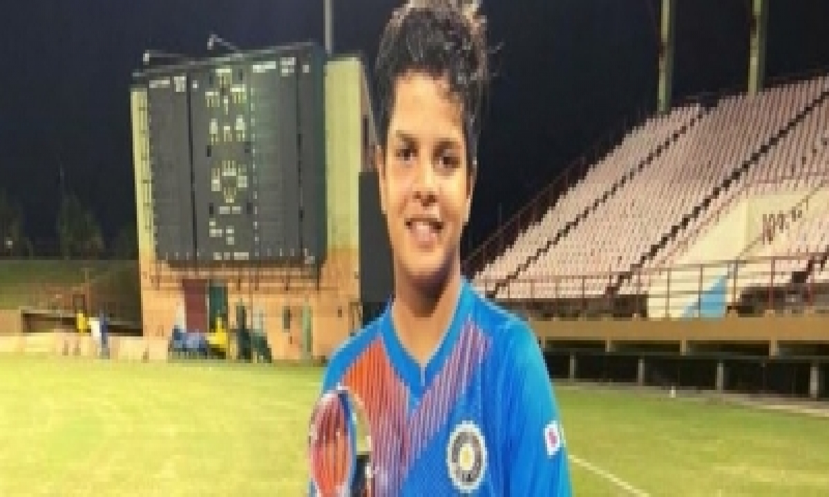 Shafali Included In Women's Odi, Test Squads For England Tour (lead)-TeluguStop.com