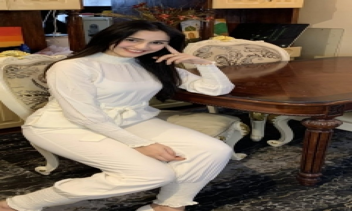TeluguStop.com - 'shikara' Actress Sadia Khateeb: Being An Outsider I Have To Be Choosy