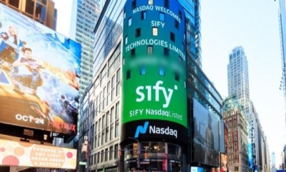 Sify Technologies To Set Up Data Centres With 200 Mw Capacity-TeluguStop.com