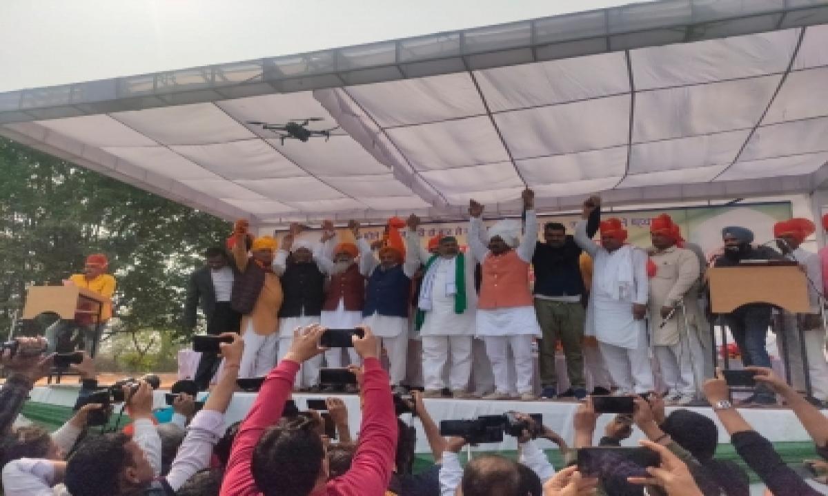 Skm Threatens To Burn Effigies Of Modi, Ajay Misra On Dussehra – Delhi | India News | National,politics-TeluguStop.com
