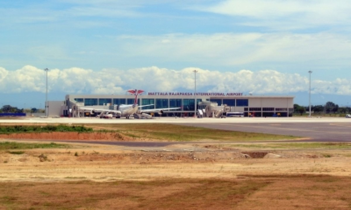 Sl To Invest In Infrastructure At Mattala Airport-TeluguStop.com