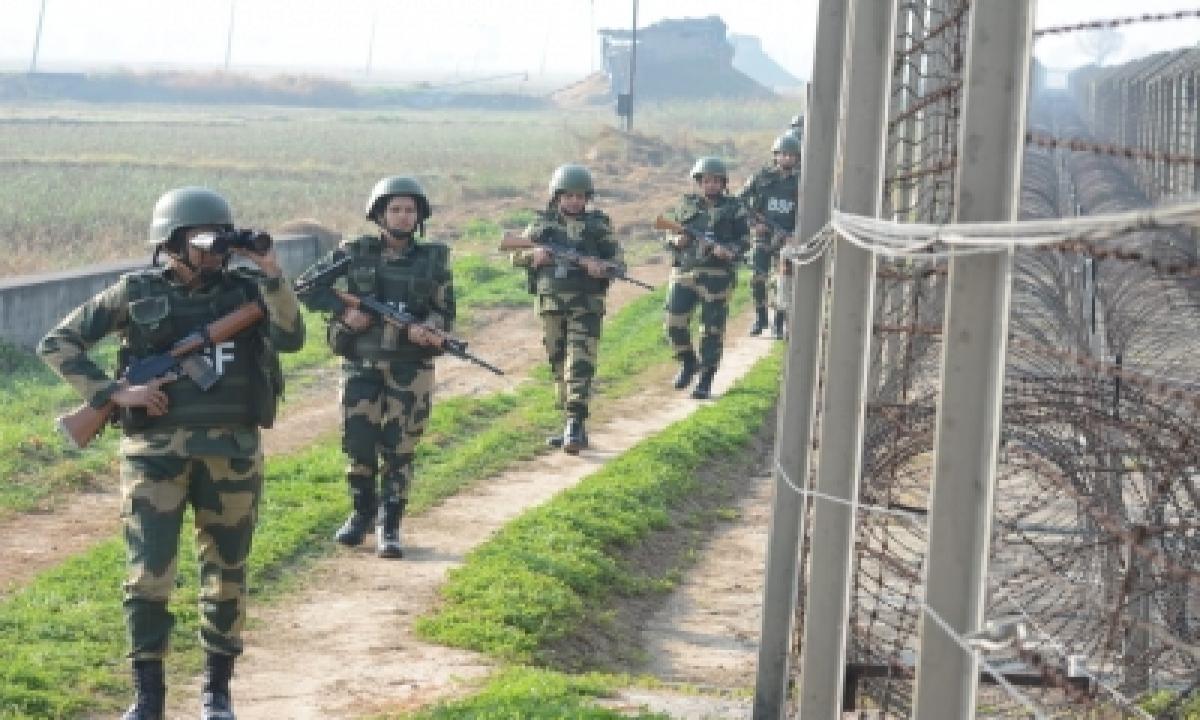 TeluguStop.com - Soldier Injured In Pak Ceasefire Violation Succumbs