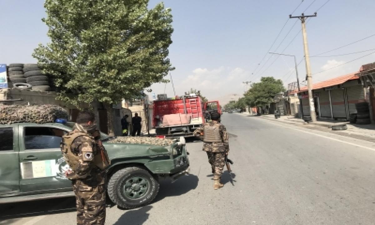 Soldier Killed, 4 Injured In Kabul Blast-TeluguStop.com