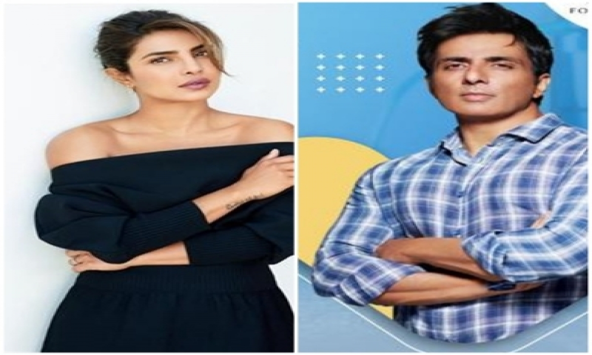 Sonu Sood Thanks Priyanka For Backing Plea For Free Education To Covid Victims' Kids, Fans Want Him As 'next Pm'-TeluguStop.com