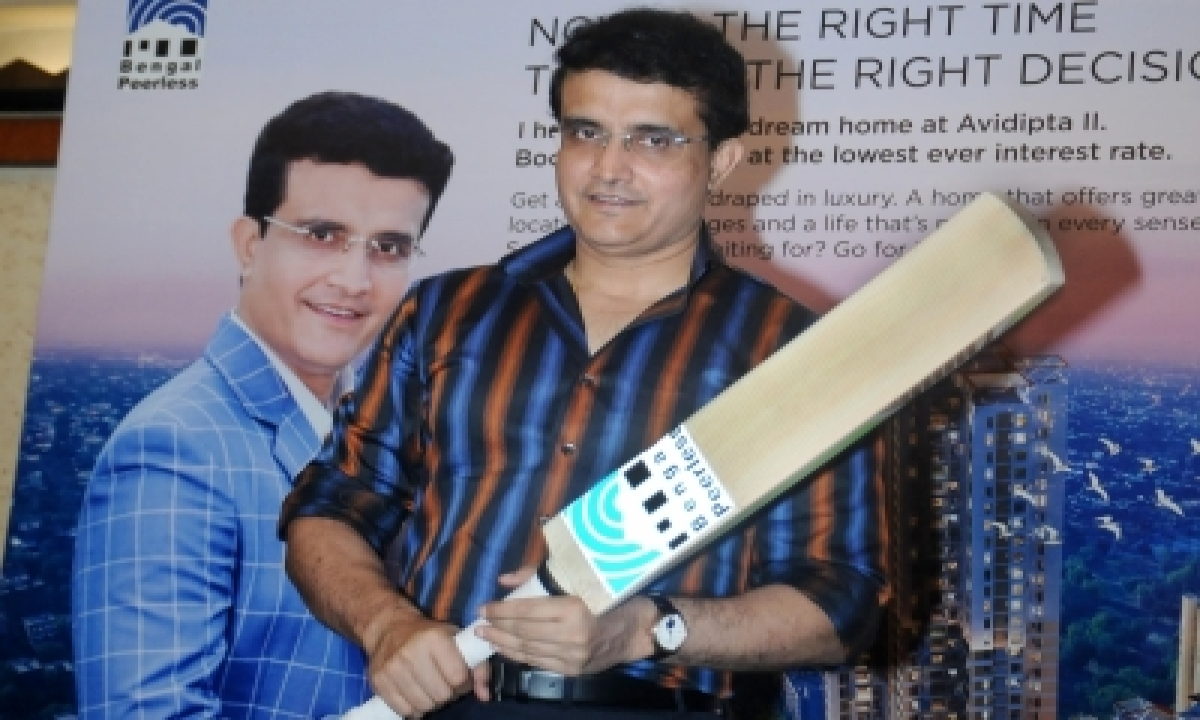 TeluguStop.com - Sourav Ganguly Stable After Visit To Hospital (lead)