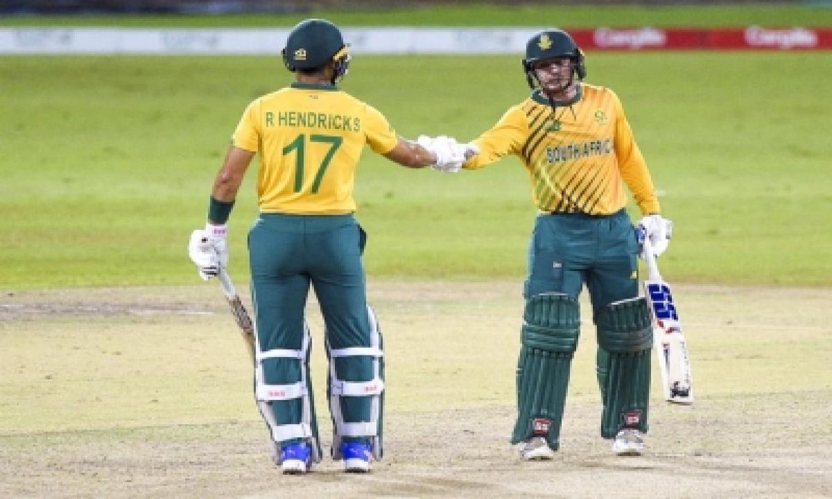 South Africa Beat Sri Lanka By 10 Wickets, Win Series 3-0-TeluguStop.com