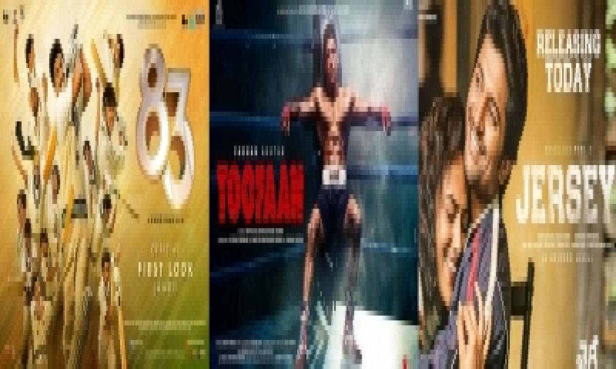 South Stars Go High On Sports Movies-TeluguStop.com