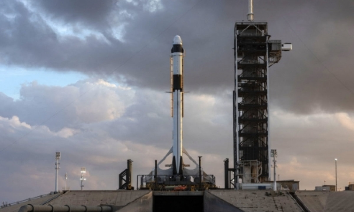TeluguStop.com - Spacex Ridesharing Mission Launches Record 143 Satellites
