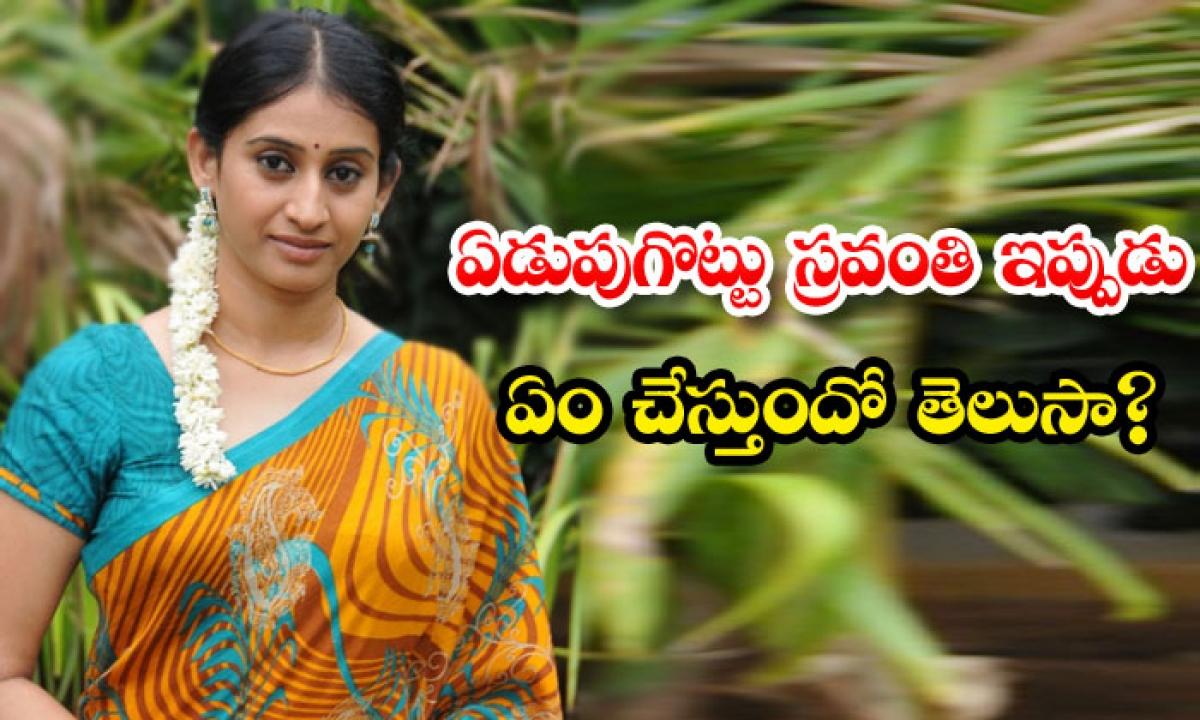 Sravanthi Serial Actress Meena Vasu Now Doing Lead Role In Top Serials-TeluguStop.com