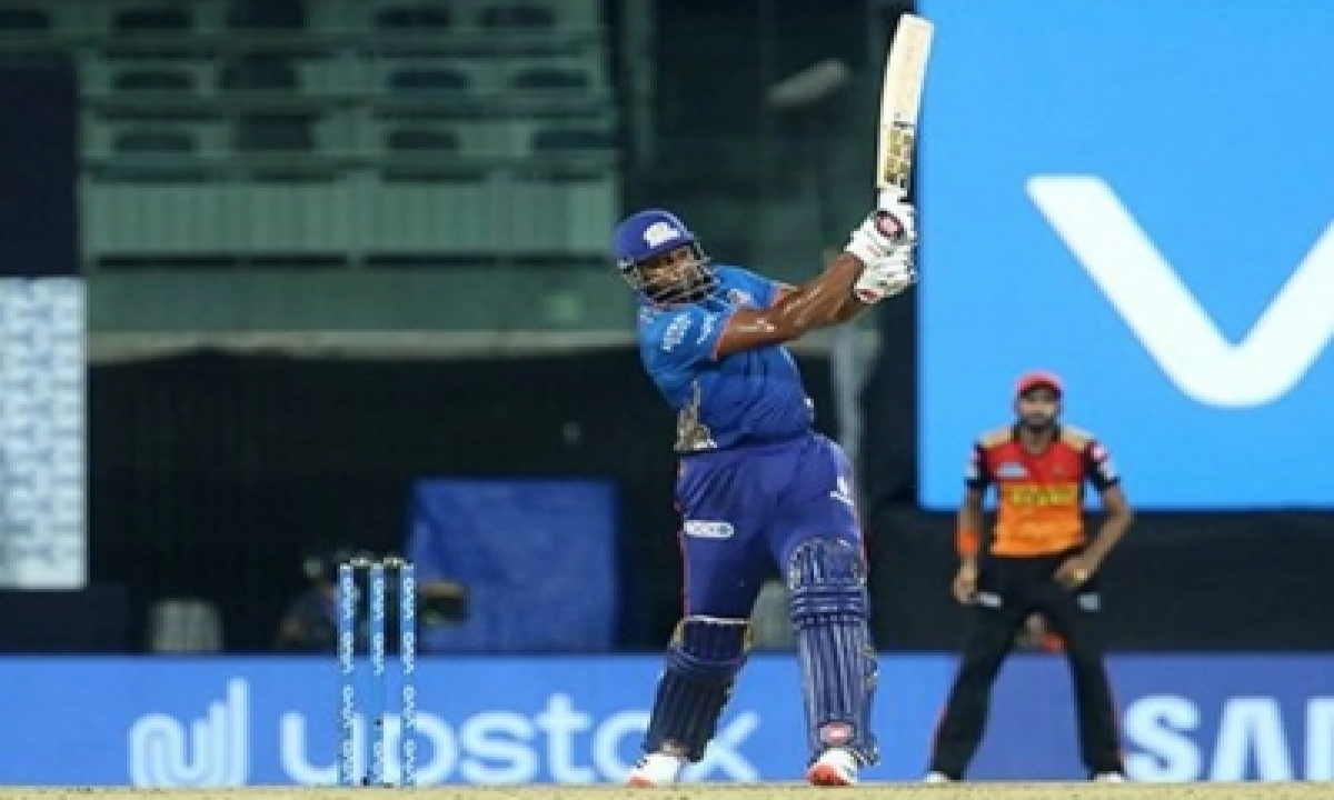 Srh Batting Collapses Again As Mi Win By 13 Runs-TeluguStop.com