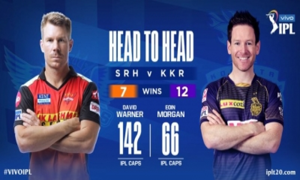 Srh Win Toss, Choose To Field-TeluguStop.com