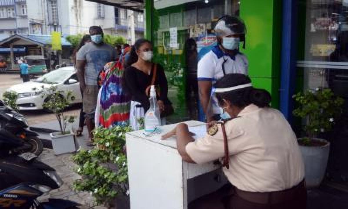 TeluguStop.com - Sri Lankan Health Minister Tests Coronavirus Positive