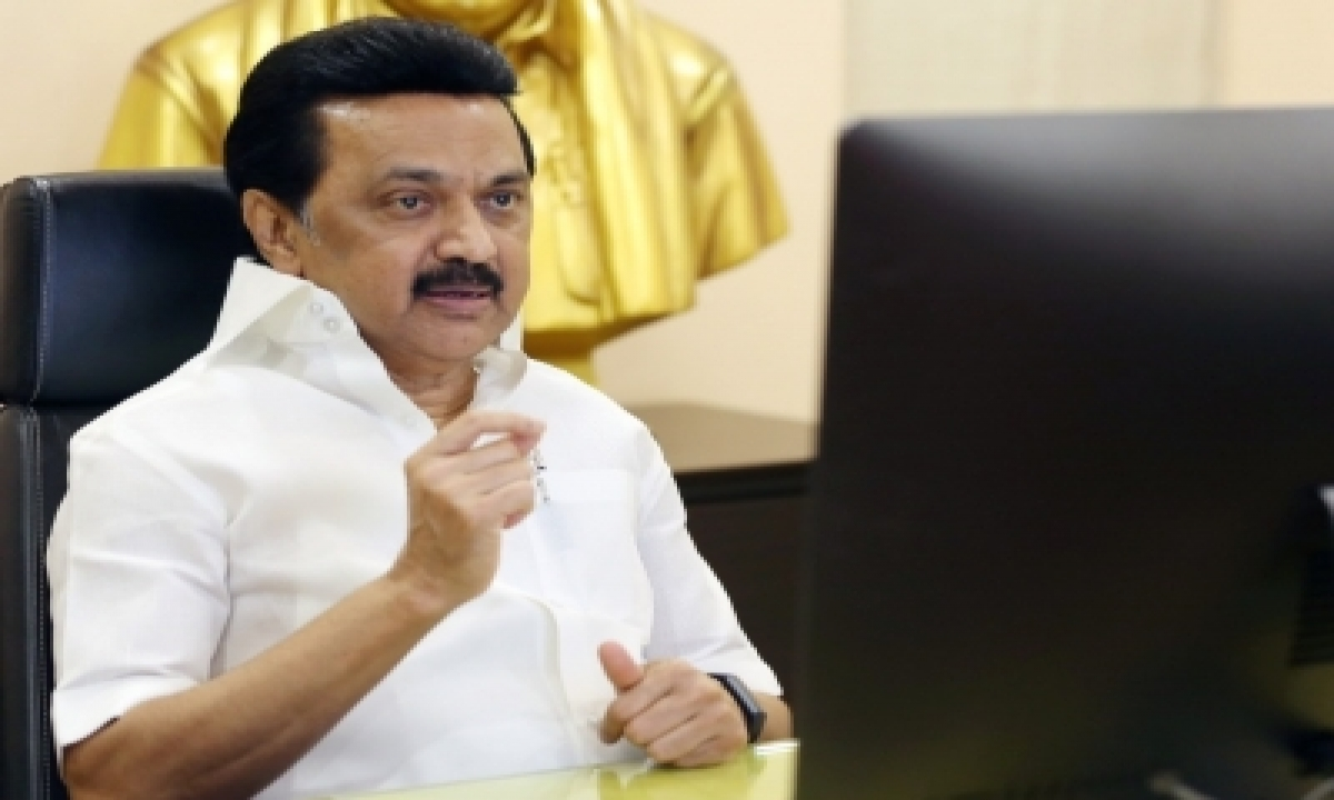 Stalin Concerned At Rahul Gandhi Testing Covid Positive-TeluguStop.com