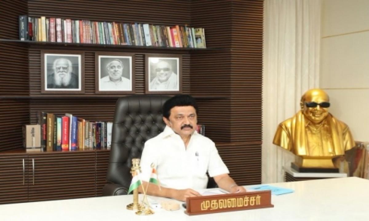 Stalin Launches Melting Of Gold Ornaments In Temples – Mumbai Chennai | Tamil | Kollywood News | National,politics,religion-TeluguStop.com
