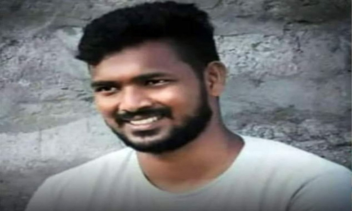 State Funeral Accorded To Chhattisgarh Martyr In Andhra-TeluguStop.com