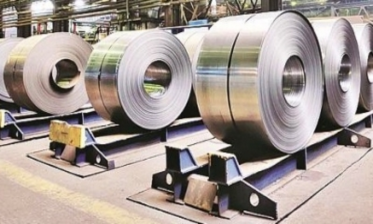 Steel Exports Riding On Rich Realisations-TeluguStop.com