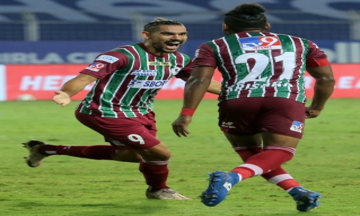 TeluguStop.com - Stoppage Time Goal Helps Bagan Beat Chennaiyin 1-0