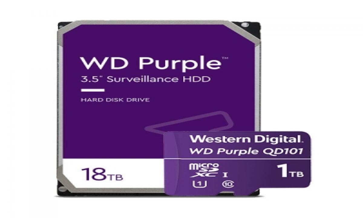Storage Major Wd Expands Smart Video Surveillance Solution-TeluguStop.com